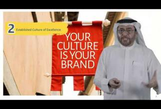 Embedded thumbnail for Abu Dhabi Ports Keynote: Characteristics of Highly Excellent Organizations