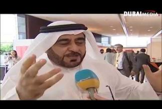 Embedded thumbnail for A TV interview on Sama Dubai during my participation at the Smart Living City, Dubai 2014